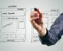 UI a UX dizajn - Tvorba webu na mieru