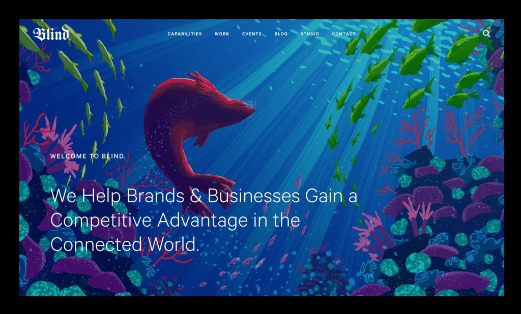 webdesign, web, bling, daren curtis, blog, marketing, dizajn