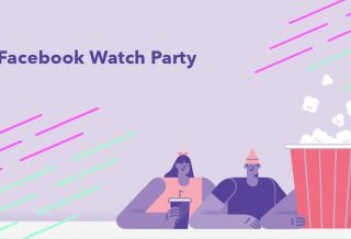 Facebook spustil novú funkciu Watch Party
