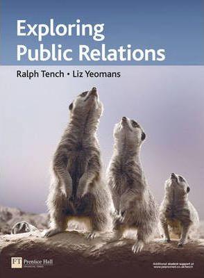 kniha exploring public relations | knihy marketing | daren&curtis